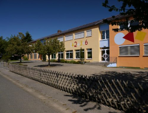 Eine Schule für die Gemeinde