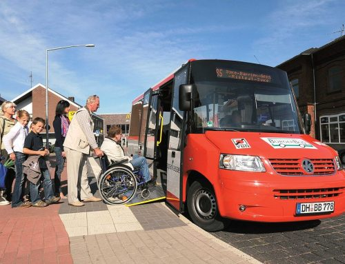 Bürgerbus für die Gemeinde