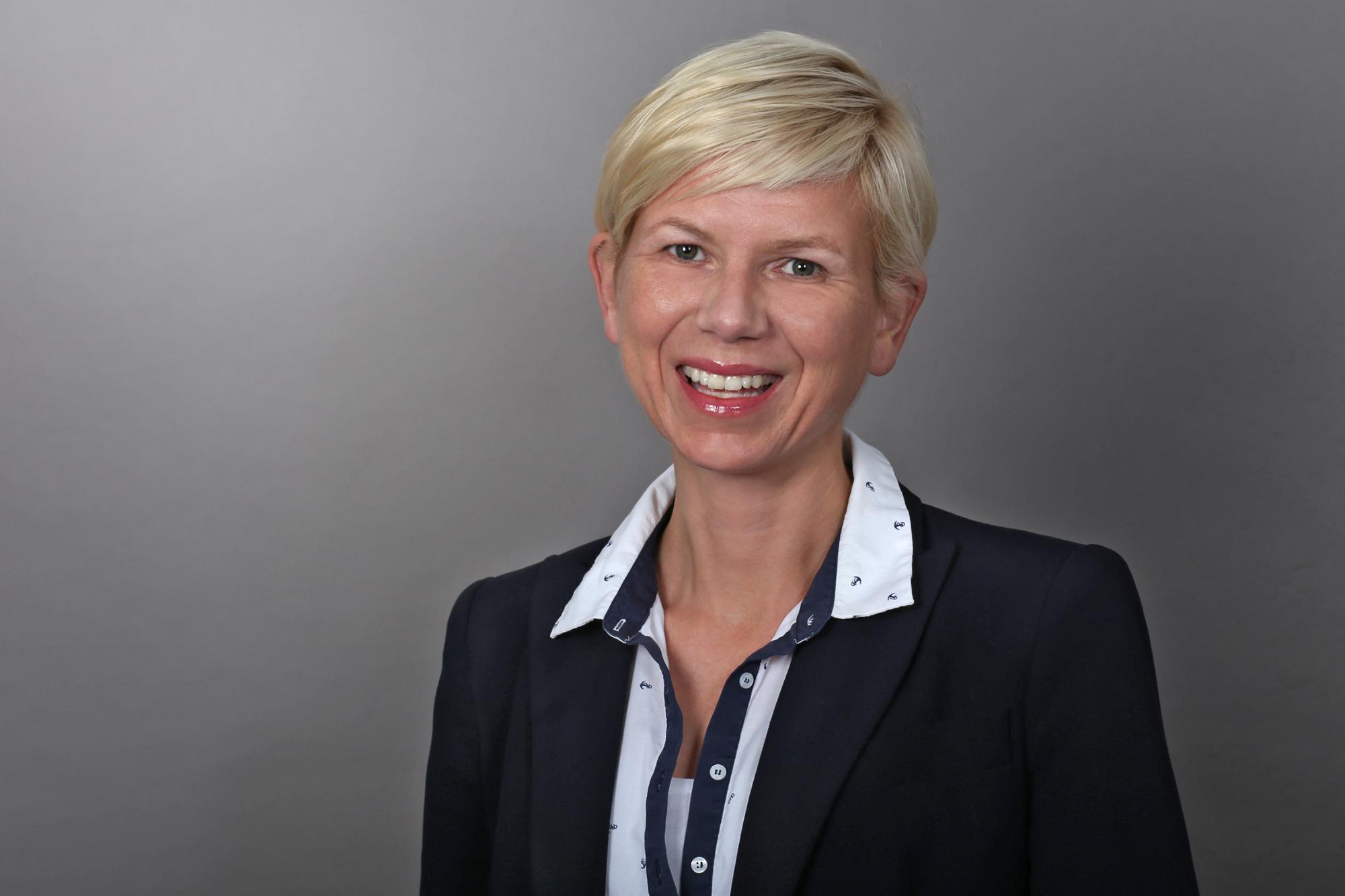 Melanie Ebner Bürgermeisterkandidatin der Wählergruppe ACHTSAM
