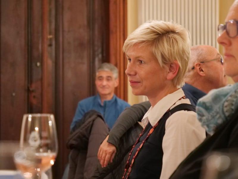 Melanie Ebner Bürgermeisterkandidatin Wählergruppe ACHTSAM