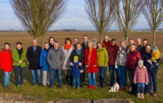 Wählergruppe ACHTSAM - Foto: Dietmar Amrhein