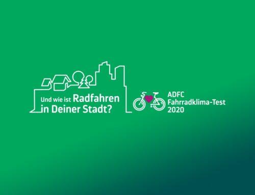 ADFC Fahrradklima-Test 2020